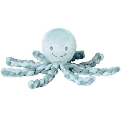 El Pulpo un juguete muy suave, un regalo bonito para el bebes recien nacidos